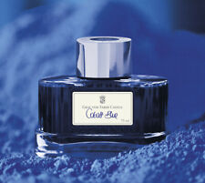 Graf von Faber-Castell Bottled Ink for Fountain Pens in Cobalt Blue - 75 mL NEW