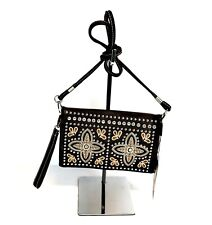 Montana West 3 in 1 Purse Floral Embroidery Western Clutch Crossbody Bag