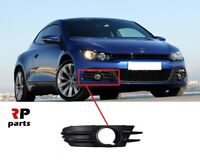FOR VW SCIROCCO 2009 - 2014 NEW FRONT BUMPER FOGLIGHT GRILLE BLACK RIGHT O/S