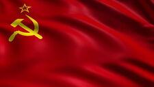 BANDERA UNION SOVIETICA COMUNISMO URSS MARXISMO 150 X 90 GRANDE FLAG USSR