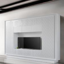 Mobile parete soggiorno porta TV Sky moderno salotto cucina serigrafia sigaretta