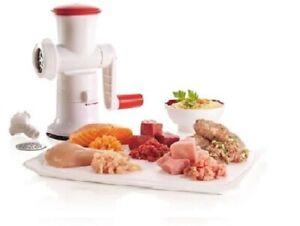 Tupperware Fusion Master Mincer Meat Grinder