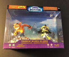 Skylanders Imaginators Trumpin' Wumpa Islands Adventure Pack NEW