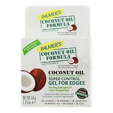 Palmer's Coconut Oil Formula With Vitamin E Super Control GEL for Edges 64 G