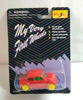 MAISTO MY VERY FIRST WHEELS DIECAST VW 1300 BEETLE - SEALED BLISTER PACK