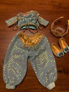 """My Disney Girl Store Retired Jasmine Inspired 18"""" Doll Outfit Fits American Girl"""