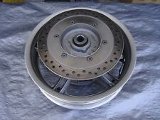 2010 Honda VT1300 CS SABRE rear wheel with hub