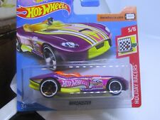 HOT WHEELS 2018 151/365 RRROADSTER NEW ON CARD Hoilday Racers