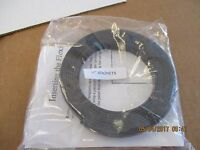 """New 2 PER PKG-51"""" Rubber Flexible Magnetic- Craft Magnet Strip-NON ADHESIVE"""
