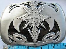 American Indian Design Fibbia della Cintura taglia gigante.