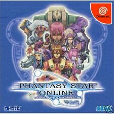 Phantasy Star ONLINE Ver.2 Dreamcast DC Japan