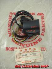 NOS HONDA CB100 GL100 CB125S LIGHT HANDLE SWITCH RH P/N 35150-439-900 GENUINE