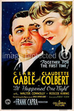 It Happened One Night Vintage Movie Poster 1 -24x36