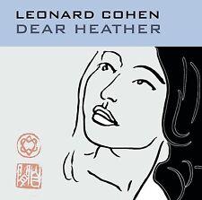 Leonard Cohen - Dear Heather 180g vinyl LP NEW/SEALED
