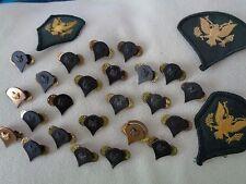 A30-3 US Rangabzeichen Metall Specialist Set, Lot verschiedenen Konvolut