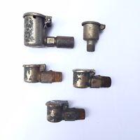 "2 NOS Gits 3//8/"" X 24 TPI Flip Top Oiler Lathe Machine Starter Motor"