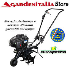 Motozappa TH 90 B-MADE IN ITALY- motore Benzina Briggs&Stratton 450-Fresa 36 cm