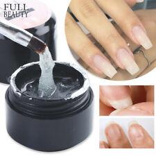 Cracked Nail Repair Gel Broken Nail Treatment Glue Quick Cuticle Care Product x2