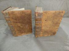 LA PHARMACOPEE raisonnée de SCHRODER. Commentée par Michel Ettmuller. 1698.