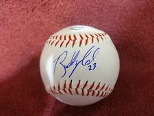 BUDDY REED FLORIDA GATORS SIGNED RAWLINGS BASEBALL W/COA