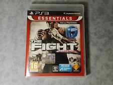 THE FIGHT SENZA REGOLE PLAYSTATION MOVE ESSENTIALS SONY PS3 ITALIANO COME NUOVO