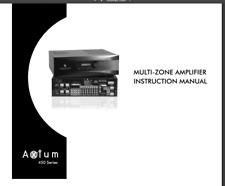 Vantage Axium 451AV Multi Zone Audio/Video Amplifier