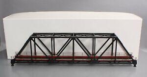 BLMA Models 5001 HO BRASS Truss Bridge-Black 150' LN/Box