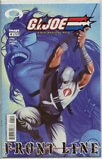 G.I. Joe Frontline 2002 series # 4 near mint comic book