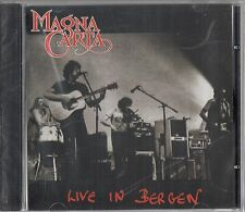 MAGNA CARTA - LIVE IN BERGEN NORWAY 1987 CD (Folk, Talking Elephant) lp reissue