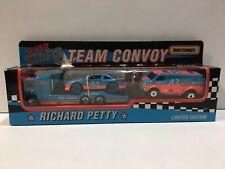 1992 Richard Petty #43 STP NASCAR Matchbox Super Stars Team Convoy