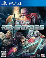 Star Renegades Sony Playstation 4 PS4 Video Games From Japan Tracking NEW