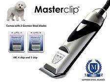 Bichon Frise 'Bichon Cacca di Cane Clippers Trimmer Set Masterclip Professional