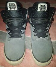 OG Grey Famous Stars and Straps Shoes Travis Barker Original Fsas Rare blink 182