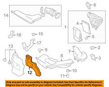 NISSAN OEM 14-16 Rogue Air Cleaner Intake-Duct Hose Tube 165784BA1A