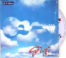 Gigi D'Agostino - Sweetly - CDS - 1996 - Trance 3TR Cardsleeve CNR Music France