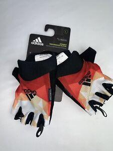 Adidas Climacool Women Performance Gloves Size Large NEW