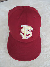 FLORIDA STATE SEMINOLES NEW ERA 59FIFTY FITTED HAT CAP - 7 5/8 - FEAR THE SPEAR