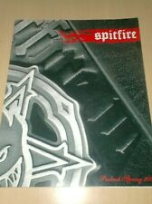 catalog vintage skateboard spitfire spring 2006 .D