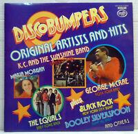 Disco Bumpers - Original Artists and Hits - Pop vinyl LP 1970s Near Mint