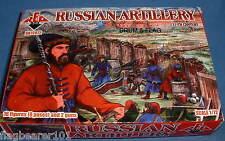 Redbox 72072 artillería rusa 17th Century. escala 1/72