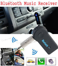 Wireless Bluetooth Car Home Audio Aux Stereo Adapter Music Receiver Fit Peugeot