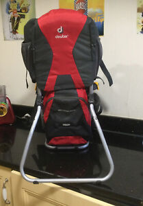 Deuter Baby Carrier Backpack Kid Comfort 1 Superior Quality Excellent Condition