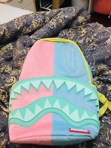 Sprayground Saweetie Shark Backpack