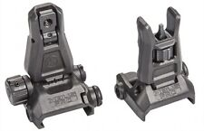 Magpul MBUS Pro Set Front & Rear Folding Steel Iron Sights Combo MAG275 & MAG276