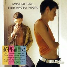 Everything But The Girl - Amplified Heart: Deluxe Ed. - UK CD album 1994/2012