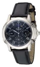 Accurist GMT322B Men's Commemorative Grand Complication Strap Watch RRP £295
