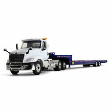 1/34 International LT Truck With Ledwell Hydratail Trailer By First Gear 10-4156