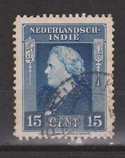 Nederlands Indie Netherlands Indies 310 TOP CANCEL PONTIANAK Wilhelmina 1945