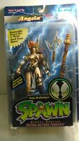 SPAWN Series 2 ANGELA DELUXE EDITION ULTRA-ACTION FIGURE McFARLANE TOYS 1995