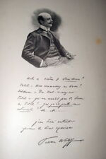 PIERRE WOLFF THEATRE OPERETTE  GRAVURE SUR BOIS  MARIANI 1902 PRINT PORTRAIT M76